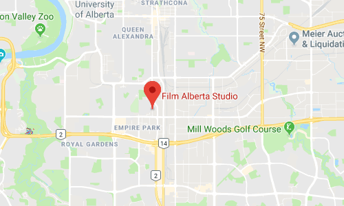 Film Alberta Studios Location